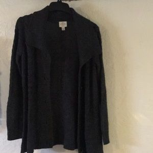 Sweaters - Ladies XL St Johns Bay sweater button up